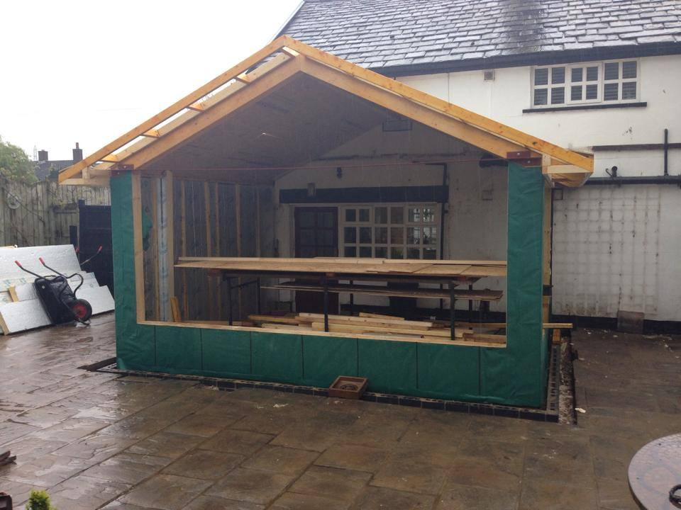 Timber Frame Extensions Cost 42